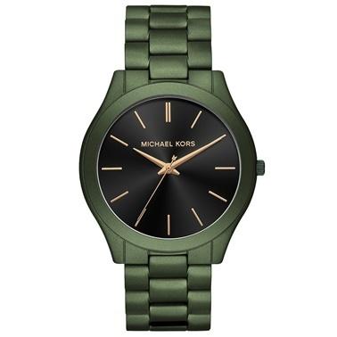 Michael Kors Saat Yeşil